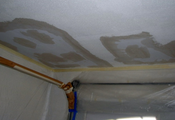 match-popcorn-ceiling-texture-before
