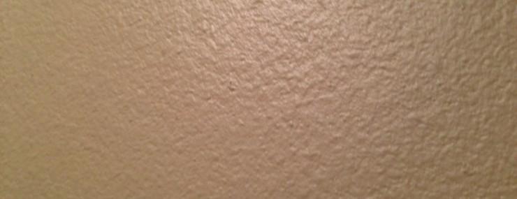 Orange peel spray texture - Close up photo