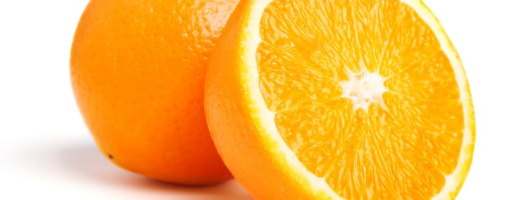 The best way to describe orange peel texture is that it looks just like the texture on the peel of a real orange.